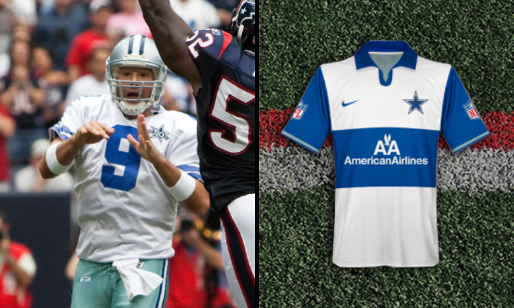And Now, Jimmy Nutini's Soccer-Style NFL Shirts