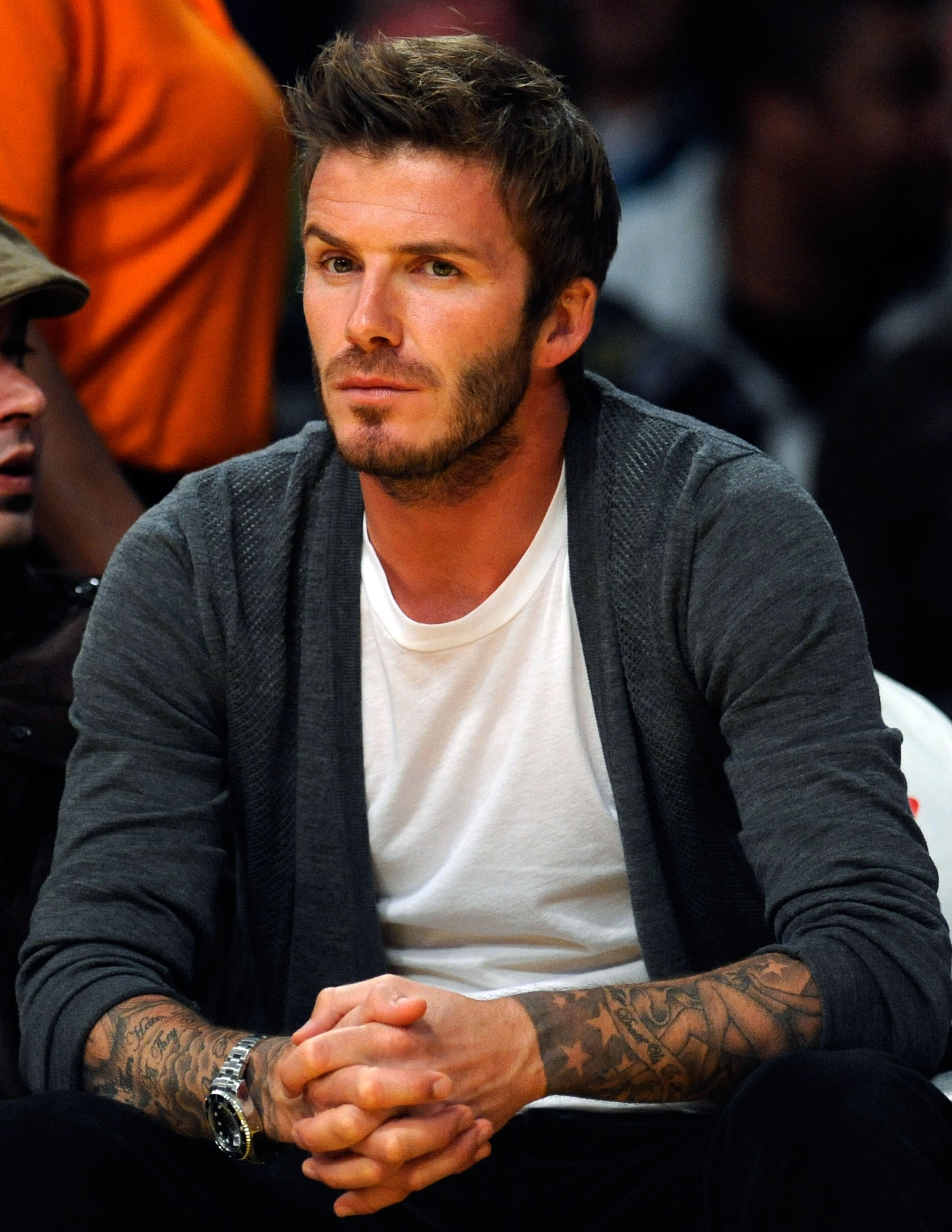 Why Spurs Might Want David Beckham