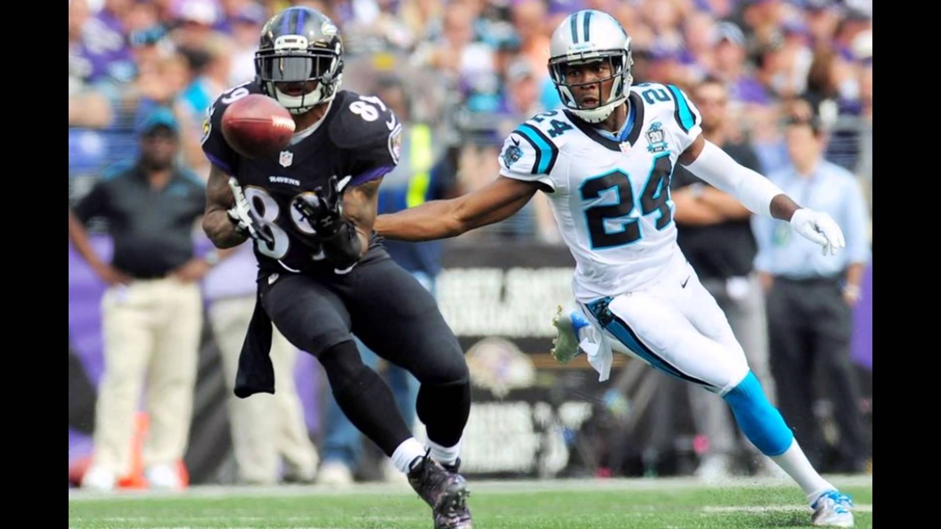 End of 3rd: Buccaneers 13, Panthers 3